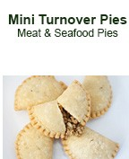 Mini Turnover Pies